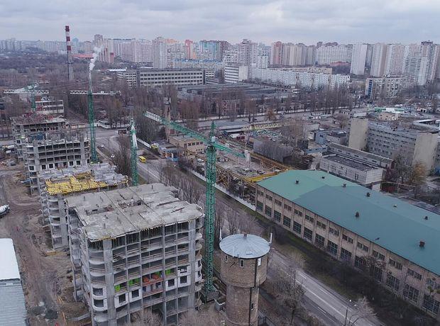 ЖК Урловский-2 ход строительства фото 160098