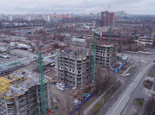 ЖК Урловский-2 ход строительства фото 160099