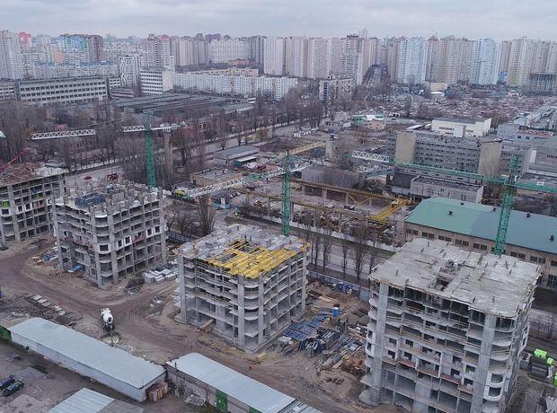 ЖК Урловский-2 ход строительства фото 160101
