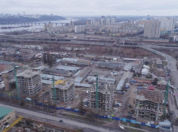 ЖК Урловский-2 ход строительства фото 160103