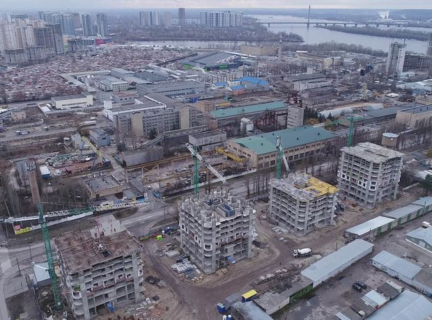 ЖК Урловский-2 ход строительства фото 160104