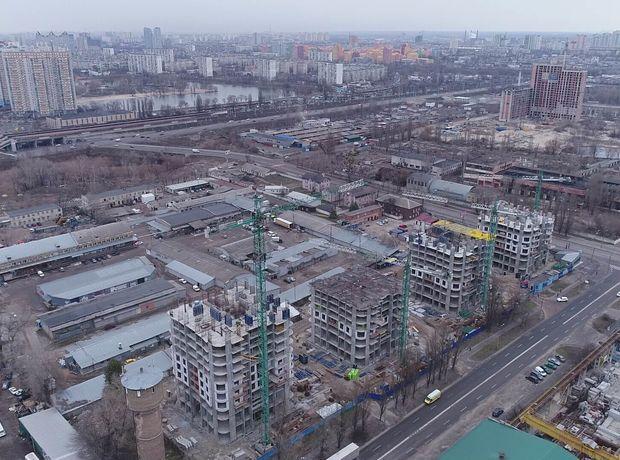 ЖК Урловский-2 ход строительства фото 160128