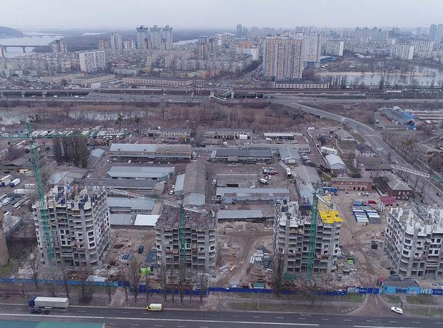 ЖК Урловский-2 ход строительства фото 160129