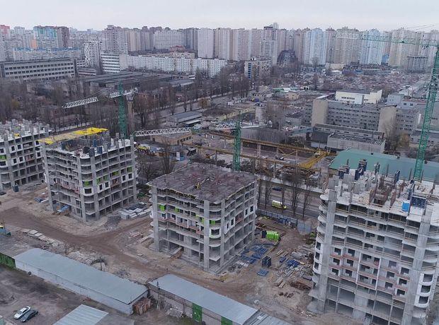ЖК Урловский-2 ход строительства фото 160131
