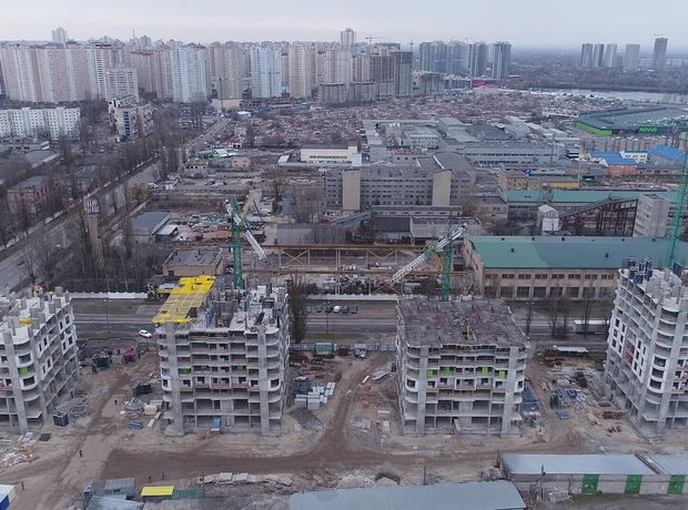 ЖК Урловский-2 ход строительства фото 160134