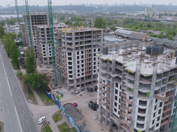 ЖК Урловский-2 ход строительства фото 171300