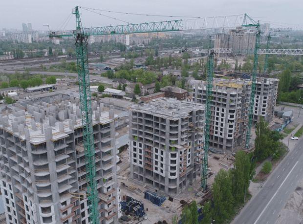 ЖК Урловский-2 ход строительства фото 171303