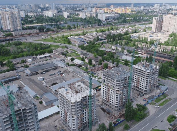 ЖК Урловский-2 ход строительства фото 176294