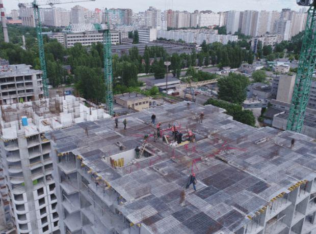 ЖК Урловский-2 ход строительства фото 176297
