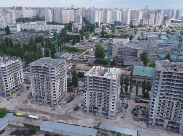 ЖК Урловский-2 ход строительства фото 176302