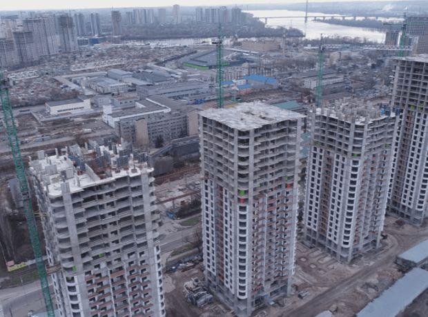 ЖК Урловский-2 ход строительства фото 222287