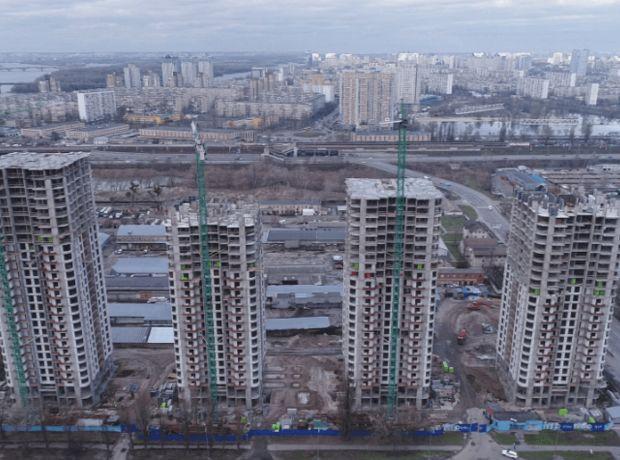 ЖК Урловский-2 ход строительства фото 222289