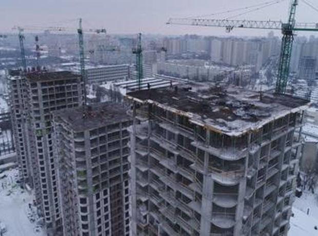 ЖК Урловский-2 ход строительства фото 237505