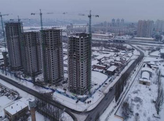 ЖК Урловский-2 ход строительства фото 237508