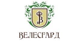 Логотип будівельної компанії ЖК Велесгард