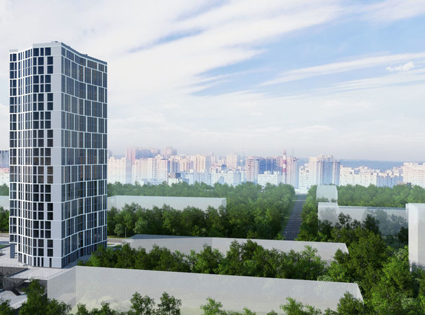 ЖК Вежа на Ломоносова  фото 205459
