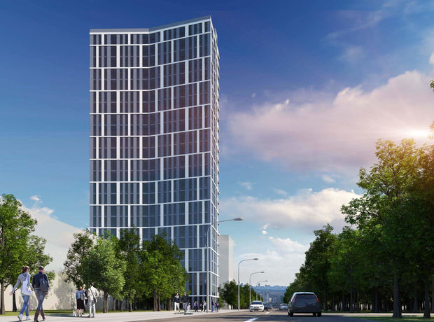 ЖК Вежа на Ломоносова  фото 205462