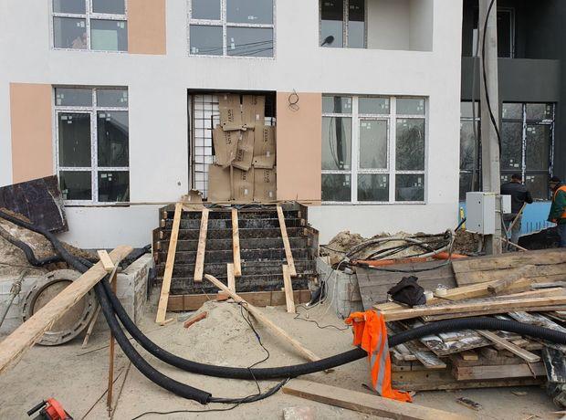 ЖК Vlasna ход строительства фото 220223