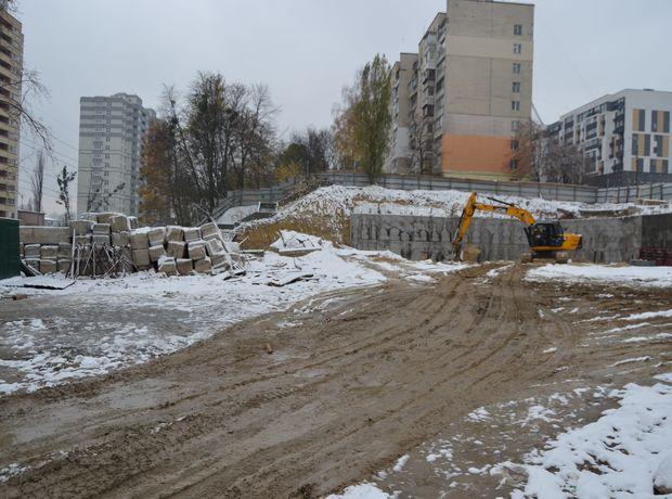 ЖК Vyshgorod Plaza ход строительства фото 208248