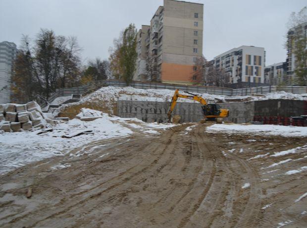 ЖК Vyshgorod Plaza ход строительства фото 208249