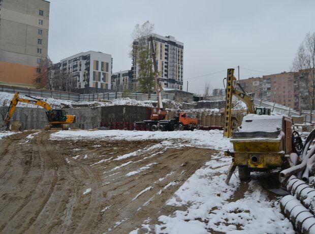 ЖК Vyshgorod Plaza ход строительства фото 208250