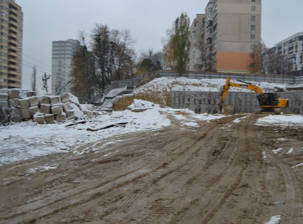 ЖК Vyshgorod Plaza ход строительства фото 208251