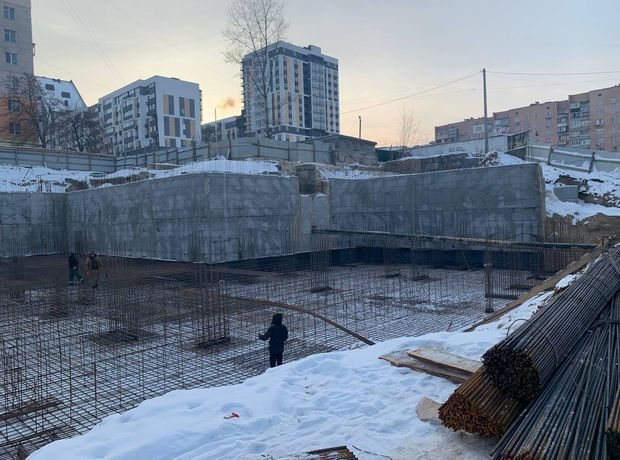 ЖК Vyshgorod Plaza ход строительства фото 228502