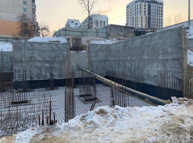 ЖК Vyshgorod Plaza ход строительства фото 228503