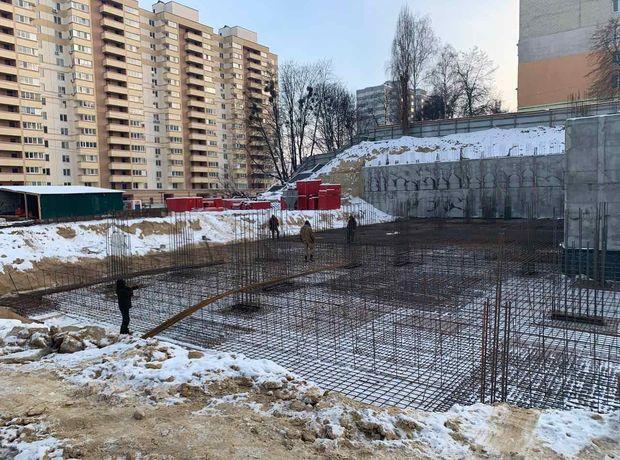 ЖК Vyshgorod Plaza ход строительства фото 228504