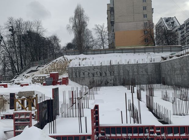 ЖК Vyshgorod Plaza ход строительства фото 231330