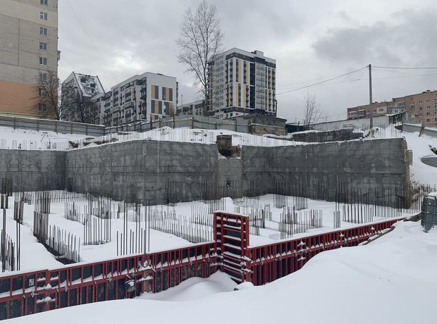 ЖК Vyshgorod Plaza ход строительства фото 231331