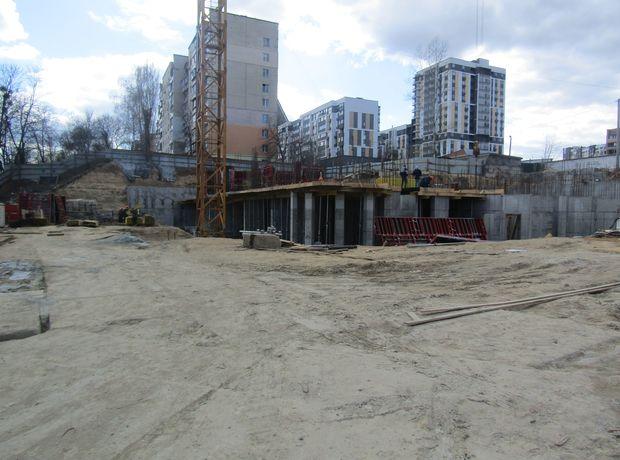 ЖК Vyshgorod Plaza ход строительства фото 244621