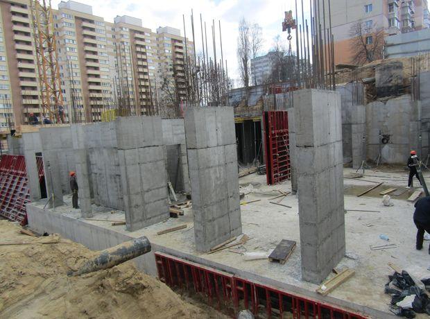 ЖК Vyshgorod Plaza ход строительства фото 244622