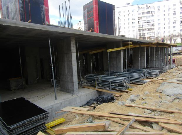 ЖК Vyshgorod Plaza ход строительства фото 244624