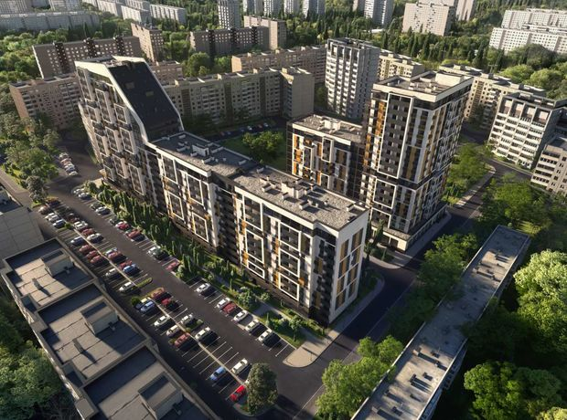 ЖК Вышгород Сити Парк фото 1