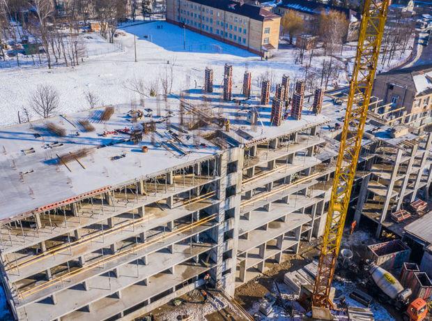 ЖК Wellspring хід будівництва фото 238057