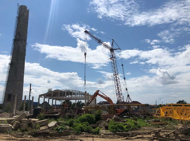 ЖК West Towers ход строительства фото 175771