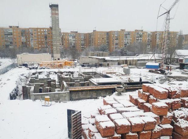 ЖК West Towers ход строительства фото 223259