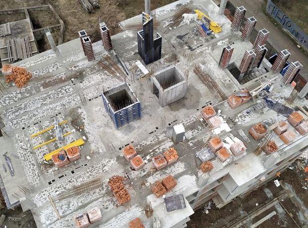 ЖК West Towers ход строительства фото 242213