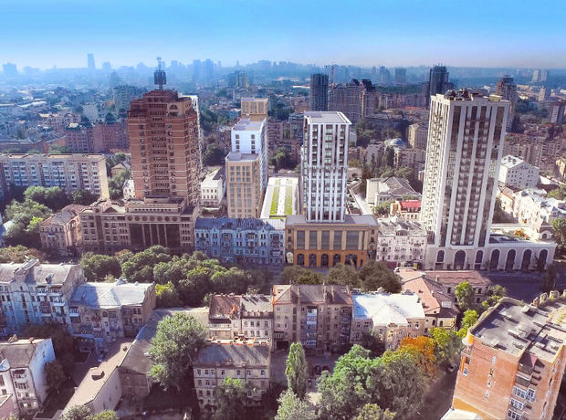 ЖК Ярославів Град  фото 117798