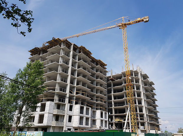 ЖК Зіркова Вежа ход строительства фото 104457