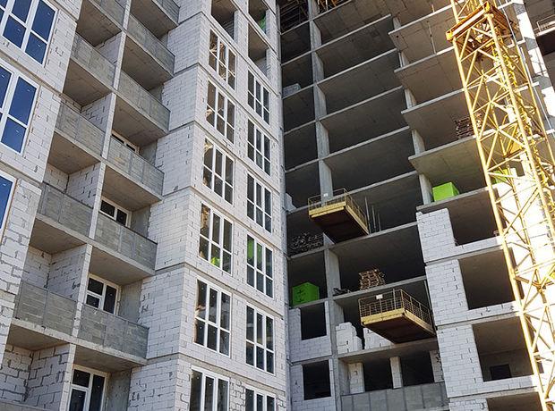 ЖК Зіркова Вежа ход строительства фото 137650