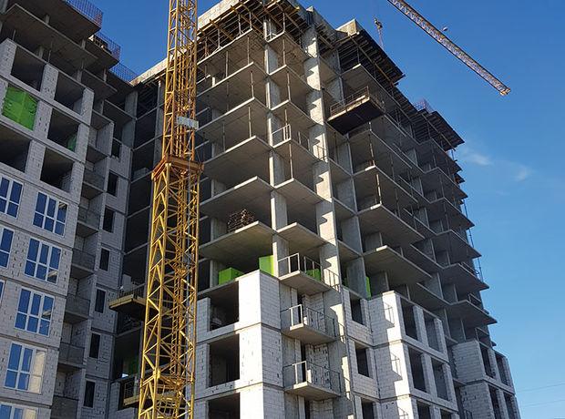 ЖК Зіркова Вежа ход строительства фото 137652