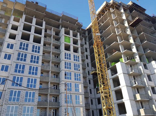 ЖК Зіркова Вежа ход строительства фото 137653