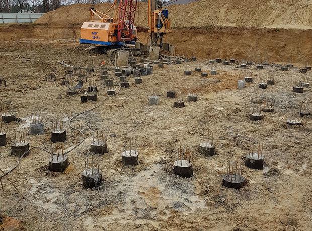 ЖК Зіркова Вежа ход строительства фото 57460