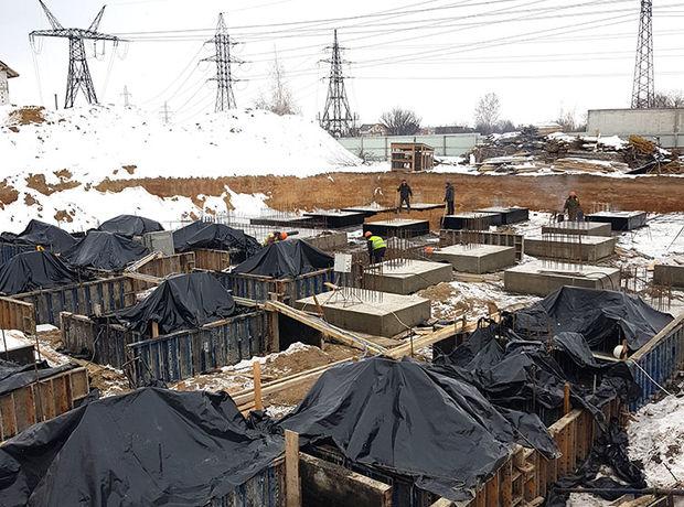 ЖК Зіркова Вежа ход строительства фото 57462