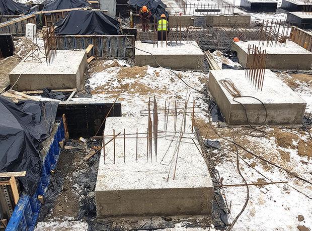 ЖК Зіркова Вежа ход строительства фото 57463