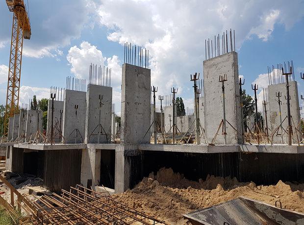 ЖК Зіркова Вежа ход строительства фото 70453