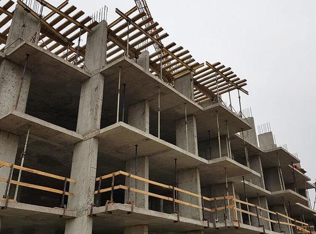 ЖК Зіркова Вежа ход строительства фото 93838