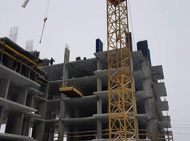 ЖК Зіркова Вежа ход строительства фото 93844
